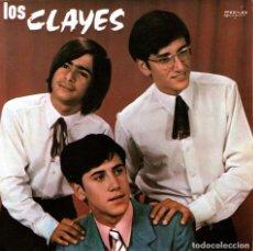 """Discos de vinilo: LOS CLAYES - SINGLE VINILO 7"""" - EDITADO EN ESPAÑA - MI PENSAR + BIRGUITTA - FONOGUANCHE 1971. Lote 66917806"""