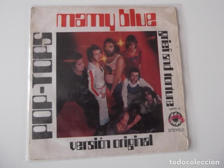 POP-TOPS - MAMY BLUE (Música - Discos - Singles Vinilo - Grupos Españoles de los 70 y 80)