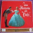 Discos de vinilo: LP - UNA HISTORIA DEL VALS - VARIOS (CAJA CON 3 LP'S, SPAIN, READERS DIGETS 1963). Lote 66939558