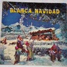 Discos de vinilo: DISCO DE VINILO BLANCA NAVIDAD VILLANCICOS. LP. REGAL. Lote 66943558