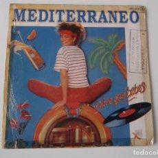 Discos de vinilo: MEDITERRANEO - DÍME QUÉ BEBES. Lote 66949102