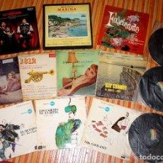 Discos de vinilo: LOTE DISCOS VINILO. VARIADO. VER DESCRIPCIÓN. Lote 66954554