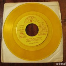 Discos de vinilo: DAVE DUDLEY- SINGLE PROMOCIONAL-ROLAIDS,DOAN'S PILLS AND PREPARATION H -1980 SUN RECORDS. Lote 66955110