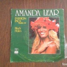 Discos de vinilo: SINGLE AMANDA LEAR, ARIOLA 100382-A AÑO 1978. Lote 66959466