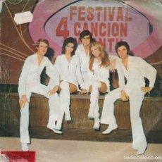 Discos de vinilo: LOS CINCO MUSICALES / LA ORQUESTA / VAMOS A CANTAR (SINGLE 1970). Lote 66997022