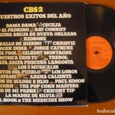 Discos de vinilo: VVAA. NUESTROS EXITOS DEL AÑO CBS 2. SPAIN 1972 LP . Lote 66999838