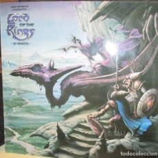 Discos de vinilo: LORD OF THE RINGS MUSIC INPIRED BY BO HANSSON - VER DESCRIPCION. Lote 67016494