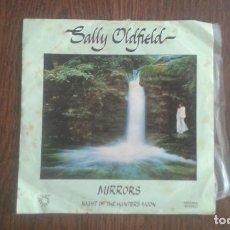 Discos de vinilo: SINGLE SALLY OLDFIELD, BRONZE 100219-A AÑO 1978. Lote 67030398