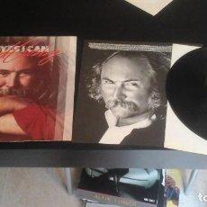 Discos de vinilo: DAVID CROSBY ?– OH YES I CAN LP A&M RECORDS ?– 395232-1. Lote 67033378
