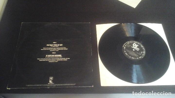 Discos de vinilo: L.L. Cool J ?– Im That Type Of Guy MAXI Def Jam Recordings ?– DEF 654945 6 - Foto 2 - 67036166