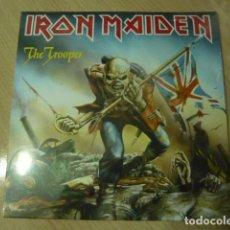 Discos de vinilo: IRON MAIDEN. SINGLE. THE TROOPER. Lote 67038382