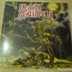 Discos de vinilo: IRON MAIDEN - SANCTUARY. Lote 67039890