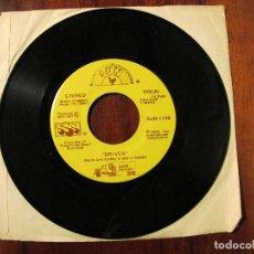 Discos de vinilo: DAVE DUDLEY, SINGLE :COWBOY, YOU'RE AMERICA- DRIVER- SUN RECORDS 1980. Lote 67047938