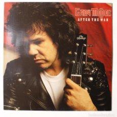 Discos de vinilo: GARY MOORE - AFTER THE WAR. Lote 67051238