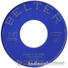 Discos de vinilo: LA FAMILIA TELERÍN– EL MAGO DE LOS SUEÑOS - SINGLE BELTER 1965 . Lote 67058658