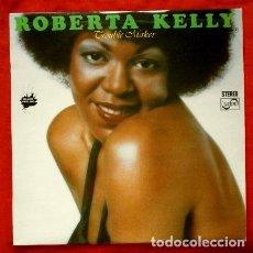 Discos de vinilo: ROBERTA KELLY (LP. 1976) TROUBLE MAKER (BUEN ESTADO) -ZAFIRO- BLACK FEELING. Lote 67074417