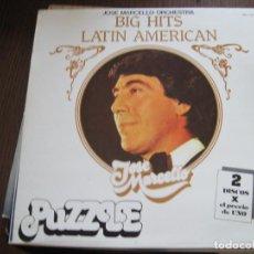 Discos de vinilo - JOSÉ MARCELLO ORCHESTRA - BIG HITS - LP DOBLE ZAFIRO 1980 - 67078929