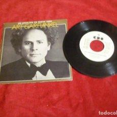 Discos de vinilo: ART GARFUNKEL PROMOCIONAL UN CORAZON EN NUEVA YORK A HEART IN NEW YORK CBS 1981 MUY BUENO. Lote 67086165