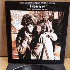 Discos de vinilo: B.S.O. VOICES. JIMMY WEBB. LP / PLANET RECORDS - 1979 / MBC. ***/***. Lote 67088229