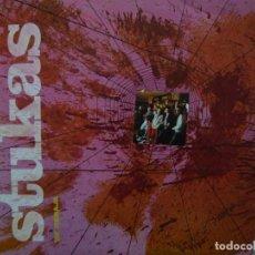 Discos de vinilo: STUKAS. DE REBAJA. SOCIEDAD FONOGRÁFICA ASTURIANA LFA-25 LP 1982 SPAIN. Lote 67089745