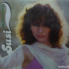 Discos de vinilo: SUSI. SIENTO LA LUZ. MOVIEPLAY 17.163/3 LP 1980 SPAIN. Lote 67094201