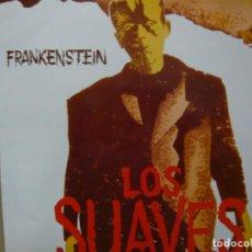 Discos de vinilo: LOS SUAVES. FRANKENSTEIN. EDIGAL EDL-80006 LP 1989 SPAIN. Lote 67095701