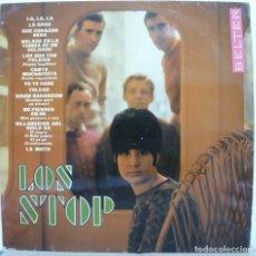 Discos de vinilo: LOS STOP - LOS STOP (LP BELTER 1968). Lote 67098825