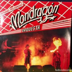 Discos de vinilo: ORQUESTA MONDRAGON VERANO PELIGROSO MAXI SINGLE 45 RPM. Lote 67117545
