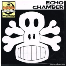Discos de vinilo: BEATS INTERNATIONAL - ECHO CHAMBER / INCH BY INCH - SINGLE 1991 - MADE IN GERMANY. Lote 67130117