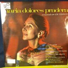 Discos de vinilo: MARIA DOLORES PRADERA LOS GEMELOS ZAFIRO STEREO. Lote 67136709