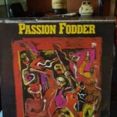 Discos de vinilo: PASSION FODDER ?– LOVE, WALTZES AND ANARCHY. Lote 67176273