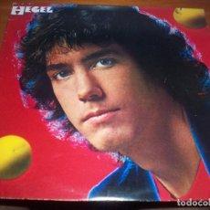 Discos de vinilo: LP DE ROB HEGEL, HEGEL. EDICION RCA DE 1980 (USA).. Lote 67191289