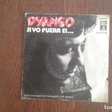 Discos de vinilo: SINGLE DYANGO, EMI ODEON J 006-21276 AÑO 1976. Lote 67193705
