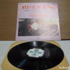 Discos de vinilo: STEVIE WONDER, 1984 I JUST CALLED TO SAY I LOVE YOU. Lote 67200909