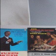 Discos de vinilo: LOTE DE 18 DISCOS DE MUSICA CLASICA. Lote 63837339