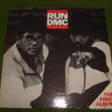 Disques de vinyle: LP RUN DMC . THE FIRST ALBUM. Lote 67232057