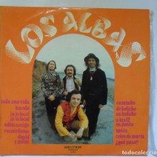 Discos de vinilo: LOS ALBAS - LOS ALBAS (BELTER 1974). Lote 67262645