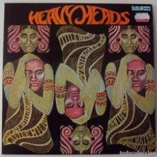 Discos de vinilo: HEAVY HEADS: MUDDY WATERS, JOHN LEE HOOCKER, BO DIDLEY,.... BLUESMEN 1982 SIN ESCUCHAR. Lote 67310389