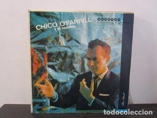 CHICO O´FARRIL O FARRIL Y SU ORQUESTA CBS 7075 VINILO LP T61 VG-/VG (Música - Discos - LP Vinilo - Otros estilos)