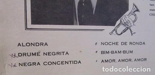 Discos de vinilo: Chico O´farril O Farril Y SU ORQUESTA CBS 7075 Vinilo Lp T61 VG-/VG - Foto 3 - 67320017