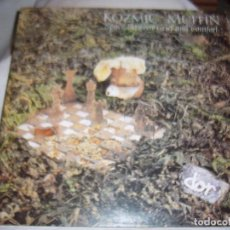 Discos de vinilo: KOZMIC MUFFINSPACE BETWEEN GRIEF AND COMFORTNMNM . Lote 67323589