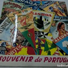 Discos de vinilo: SOUVENIR DU PORTUGAL-EP-ISABEL DE OLIVEIRA-OS 3 DE PORTUGAL-ANTONIO ROCHA-N.. Lote 67328325