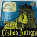 Discos de vinilo: LISBOA ANTIGUA-ORQUESTA TELEFUNKEN-COFINER-PILAR GENTIL-N. Lote 67328965
