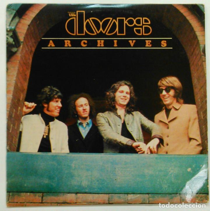 the doors archives doble lp comprar discos lp vinilos de música