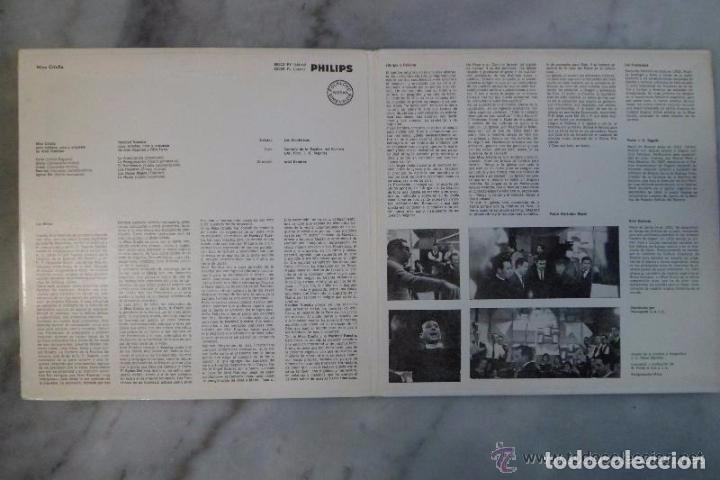 Discos de vinilo: MISA CRIOLLA. Y NAVIDAD NUESTRA POR ARIEL RAMIREZ - Foto 2 - 67344433