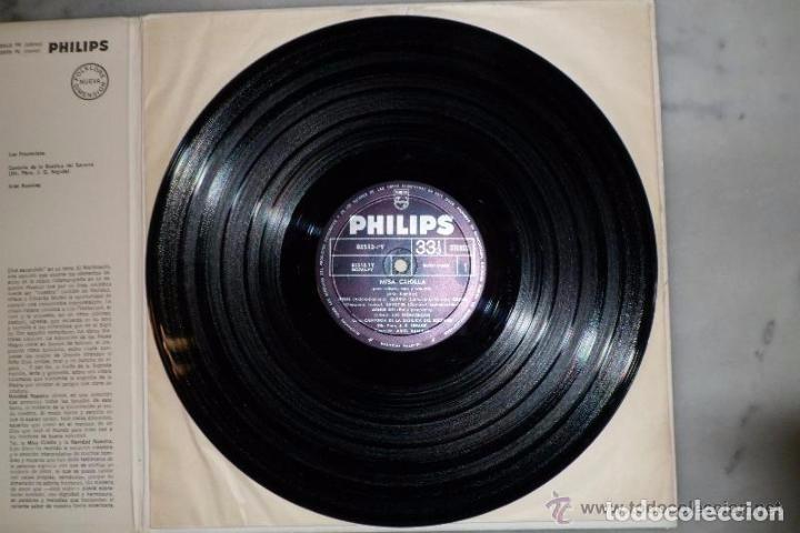Discos de vinilo: MISA CRIOLLA. Y NAVIDAD NUESTRA POR ARIEL RAMIREZ - Foto 3 - 67344433