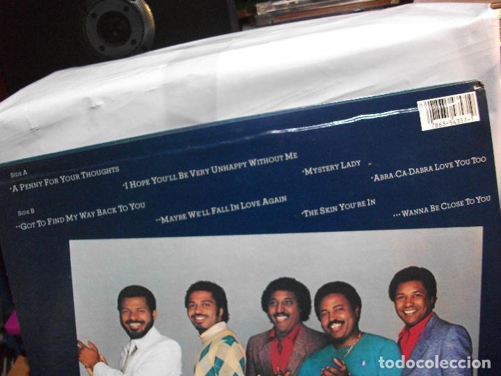 Discos de vinilo: TAVARES NEW DIRECTIONS LP RCA 1982 NEW YORK USA CARTON USA PEPETO - Foto 3 - 67358061