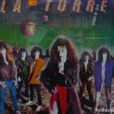 Discos de vinilo: LA TORRE. PRESAS DE CAZA. RCA PL-71198 LP 1986 SPAIN NUEVO. PRECINTADO. Lote 86266766