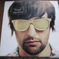 Discos de vinilo: VARGAS - TARRAGONA - LP AMERICAN TYPEWRITER 2009 NUEVO. Lote 67384053
