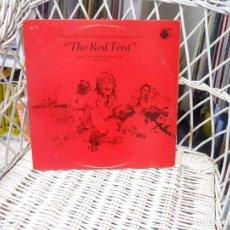 Discos de vinilo: ENNIO MORRICONE– THE RED TENT.LP ORIGINAL USA 1971.PROMO COPY.SELLO PARAMOUNT. Lote 67409857